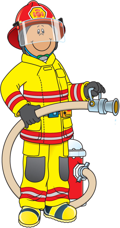 Firefighter Clipart Clipart Panda Free Clipart Images