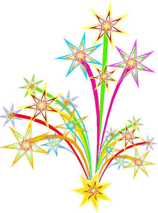 Art Download Free Clip Fireworks
