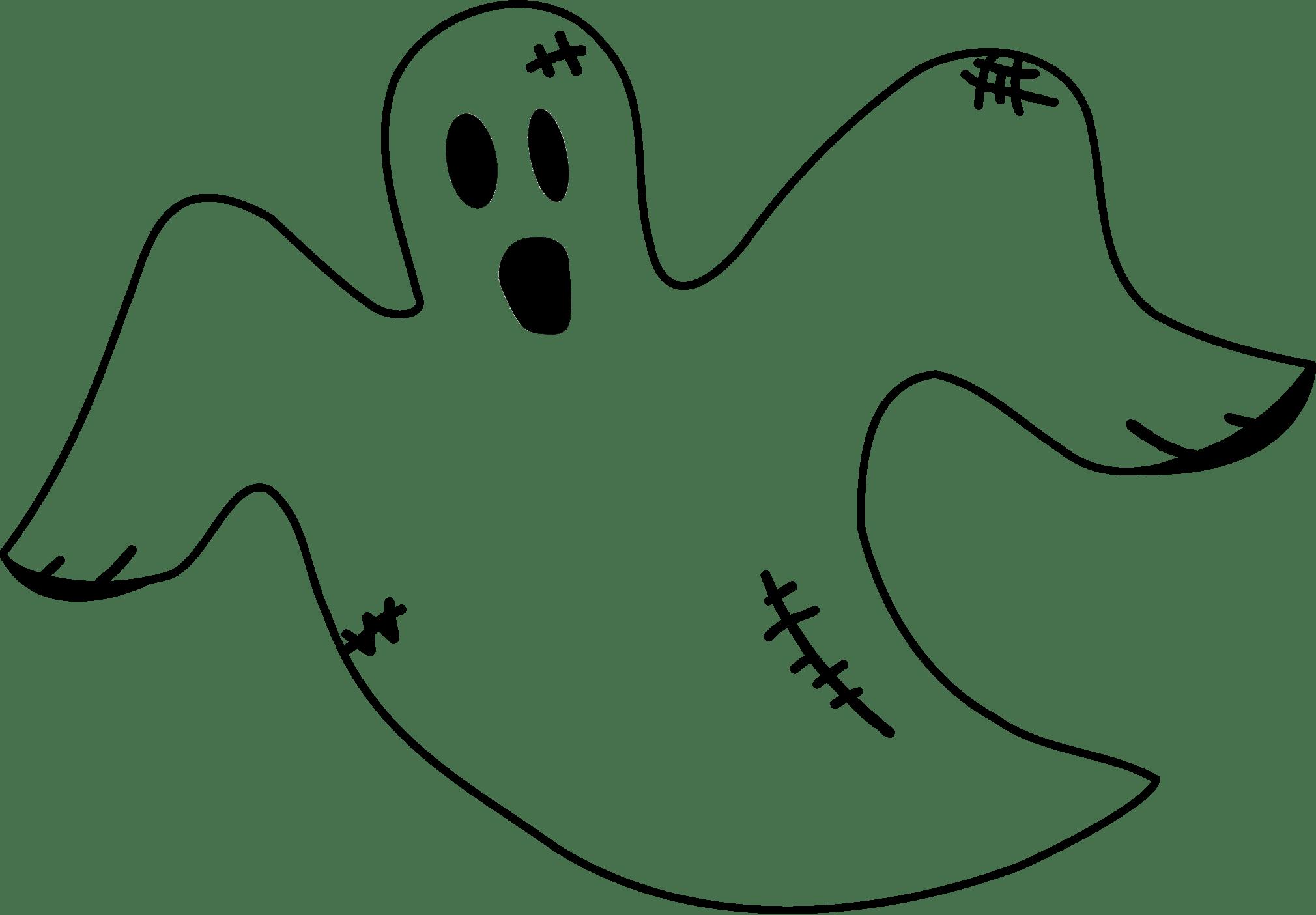 Ghost Clip Art Free Clipart Panda