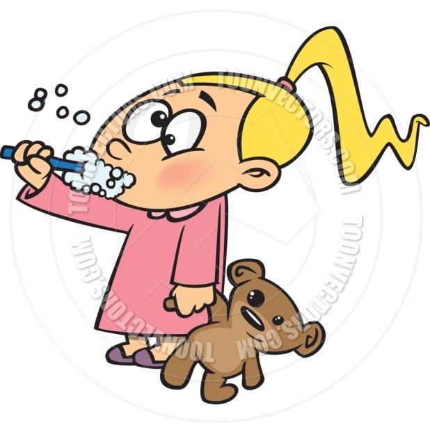 girl brushing teeth clipart. cartoon girl brushing teeth clipart panda free images