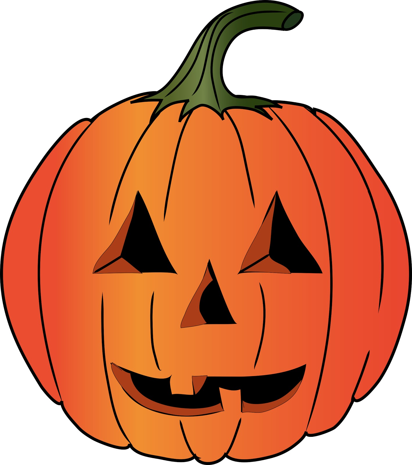 Halloween Pumpkin Carving Clip Art | Clipart Panda - Free ... (1417 x 1600 Pixel)