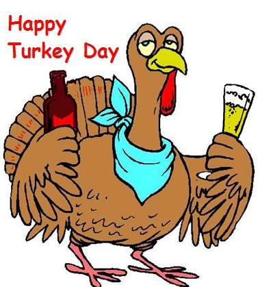 Happy Turkey Day Clipart | Clipart Panda - Free Clipart Images (380 x 419 Pixel)