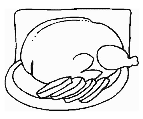 healthy food coloring pages  clipart panda  free clipart