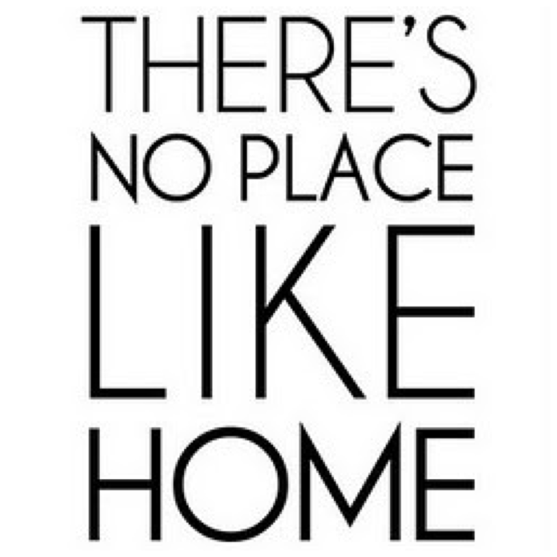 Women And Home Home Sweet Home 5x7 Autumn Housewarming