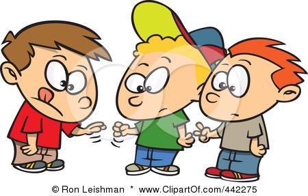 3 Boys Clipart