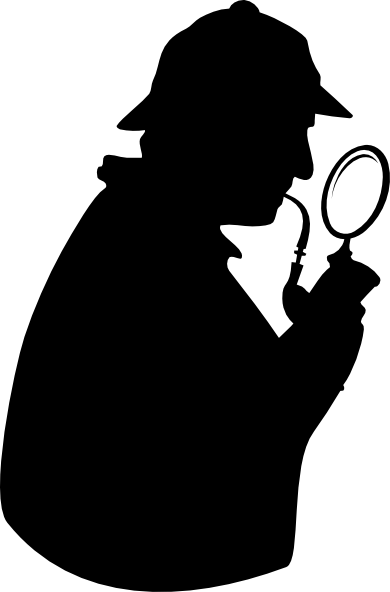 Private eye- investigator, vocabulary