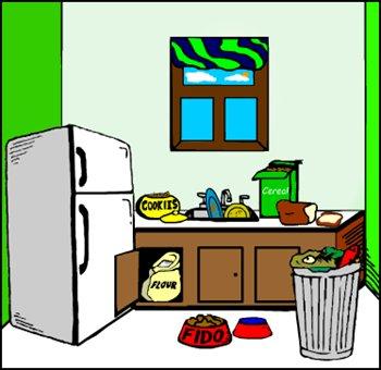Resultado de imagem para kitchen cliparts
