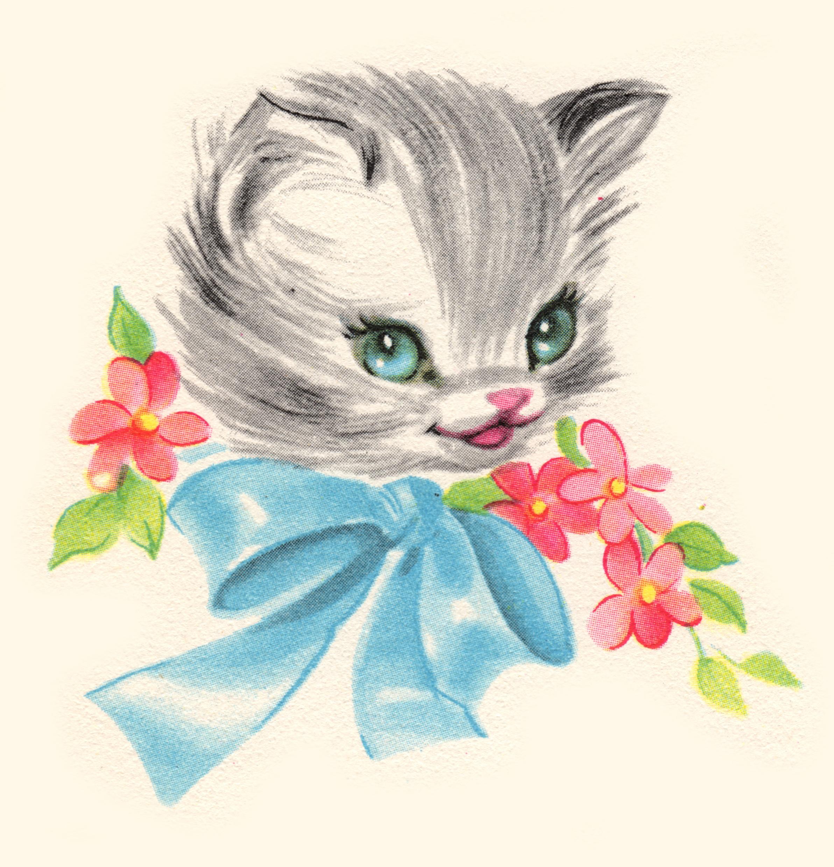 Kitten Clip Art Clipart Panda Free Clipart Images