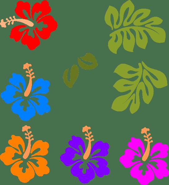 Luau Clip Art Paper | Clipart Panda - Free Clipart Images (546 x 598 Pixel)