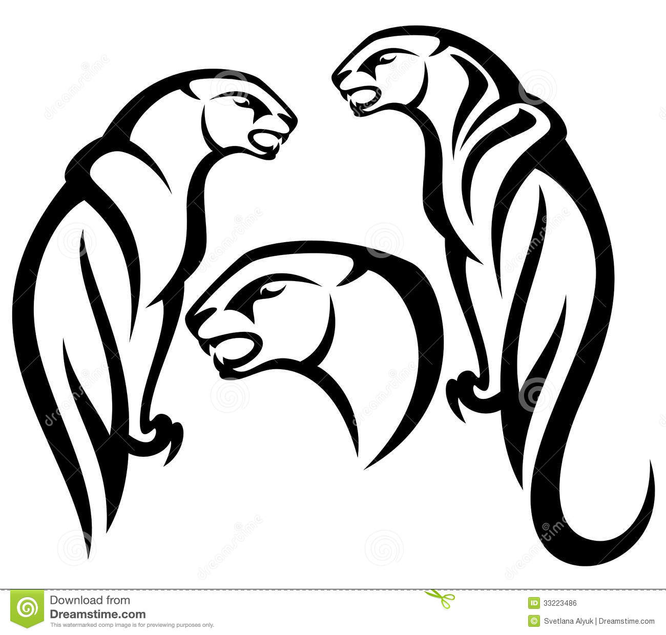 Mountain Black And White Outline Clipart Panda