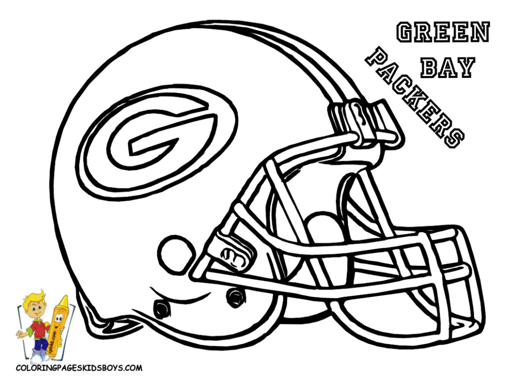 Football Helmet Coloring Pages Clipart Panda Free Clipart Images
