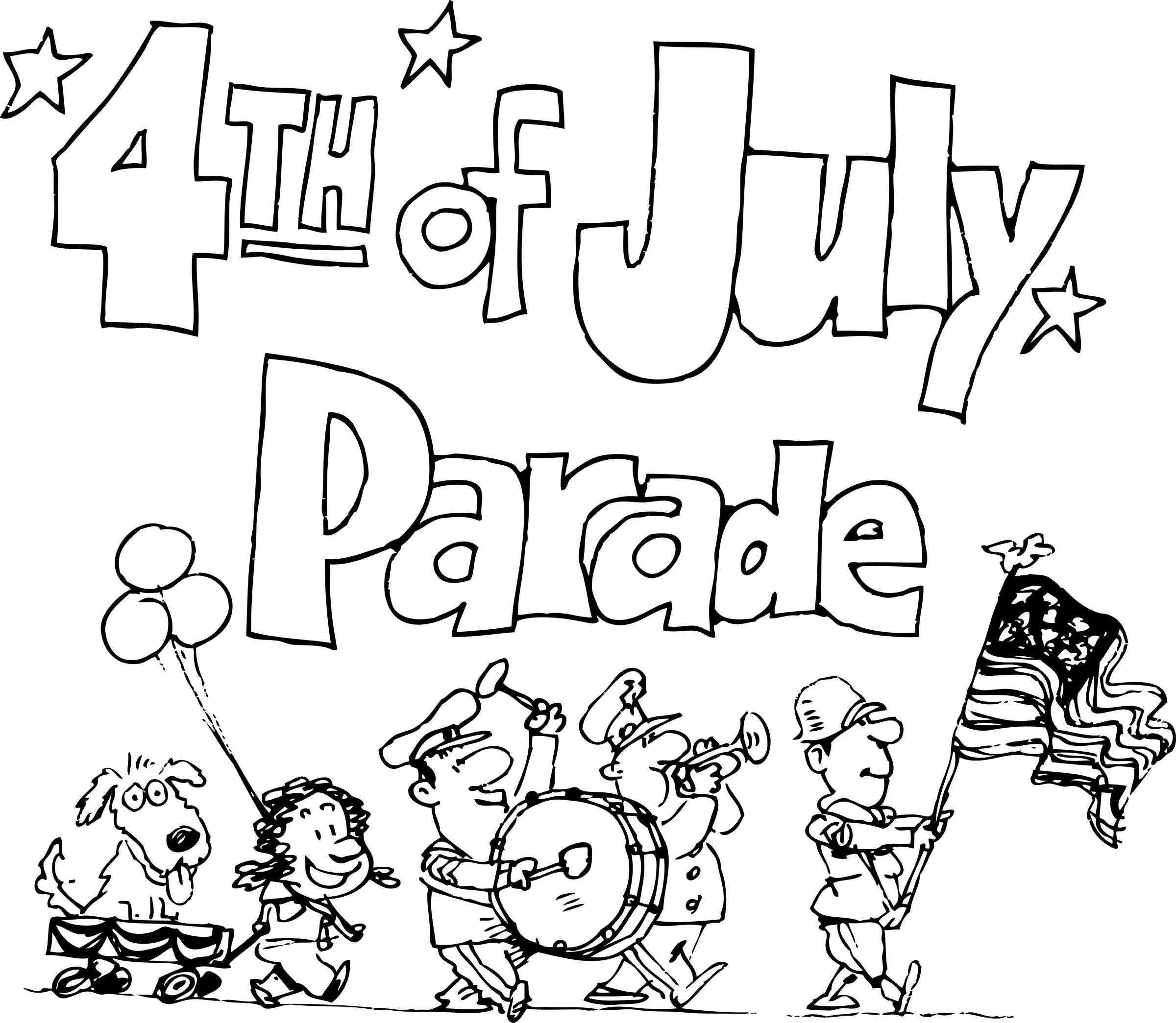 Parade Clip Art Free Clipart Panda