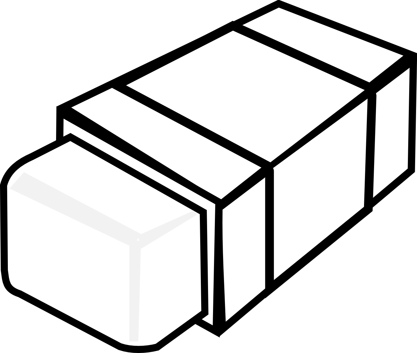 Pencil Top Eraser Clipart Black And White