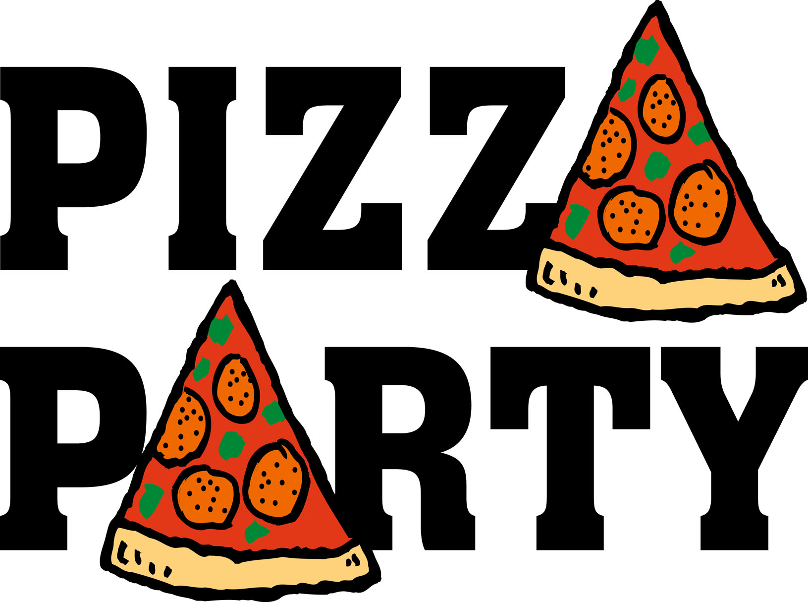 Image result for pizza party free image