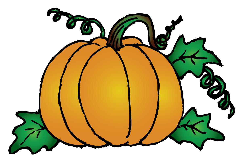 Pumpkin Leaf Clip Art Clipart Panda