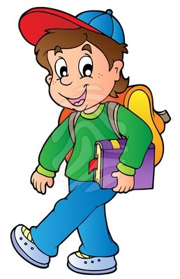 Image result for pupil cartoon