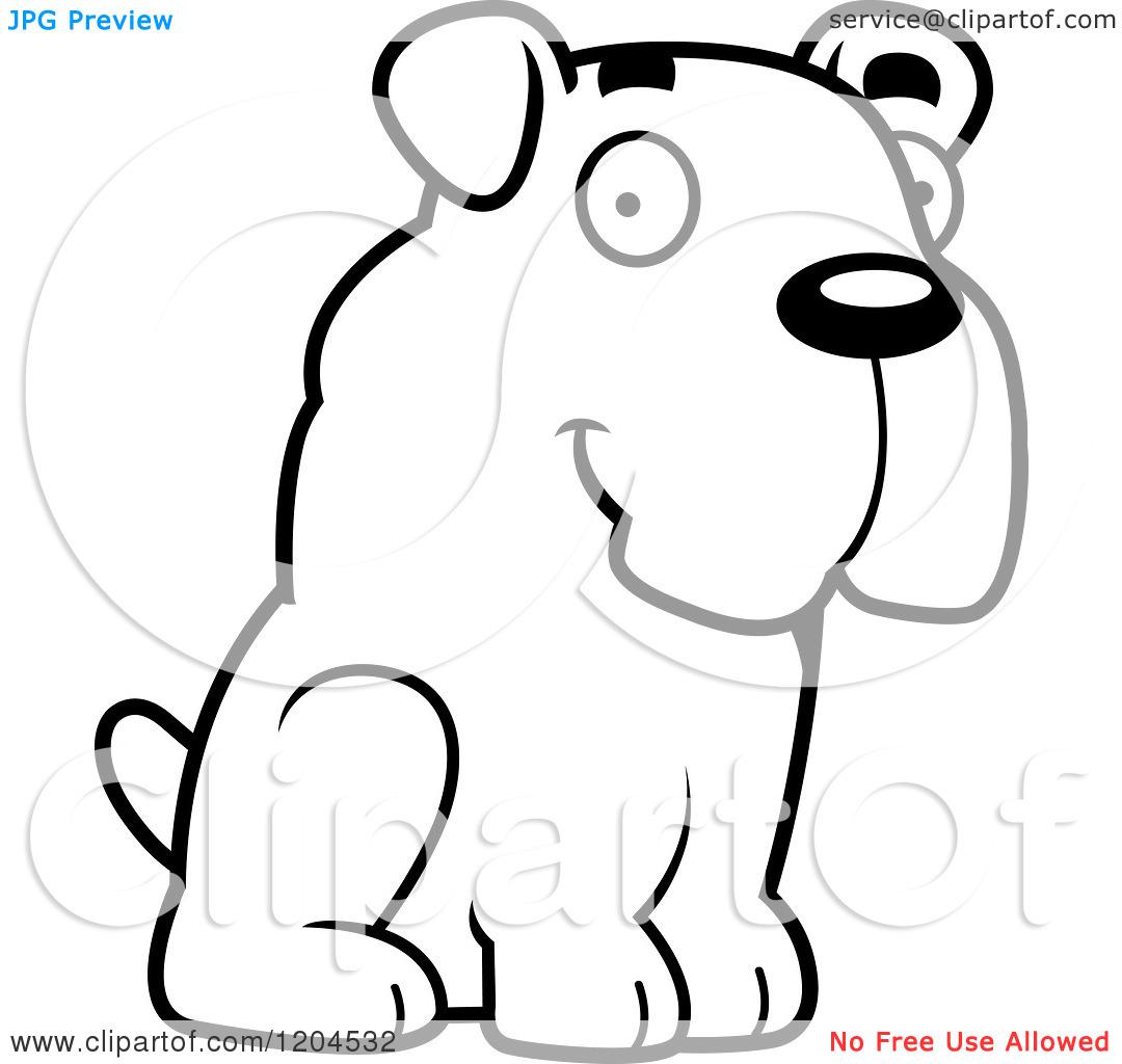 Puppy Running Clipart Clipart Panda