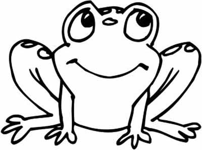 realistic frog coloring pages frog coloring pages for kids jpg