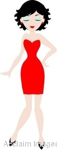 Strapless Dress Clipart | Clipart Panda - Free Clipart Images