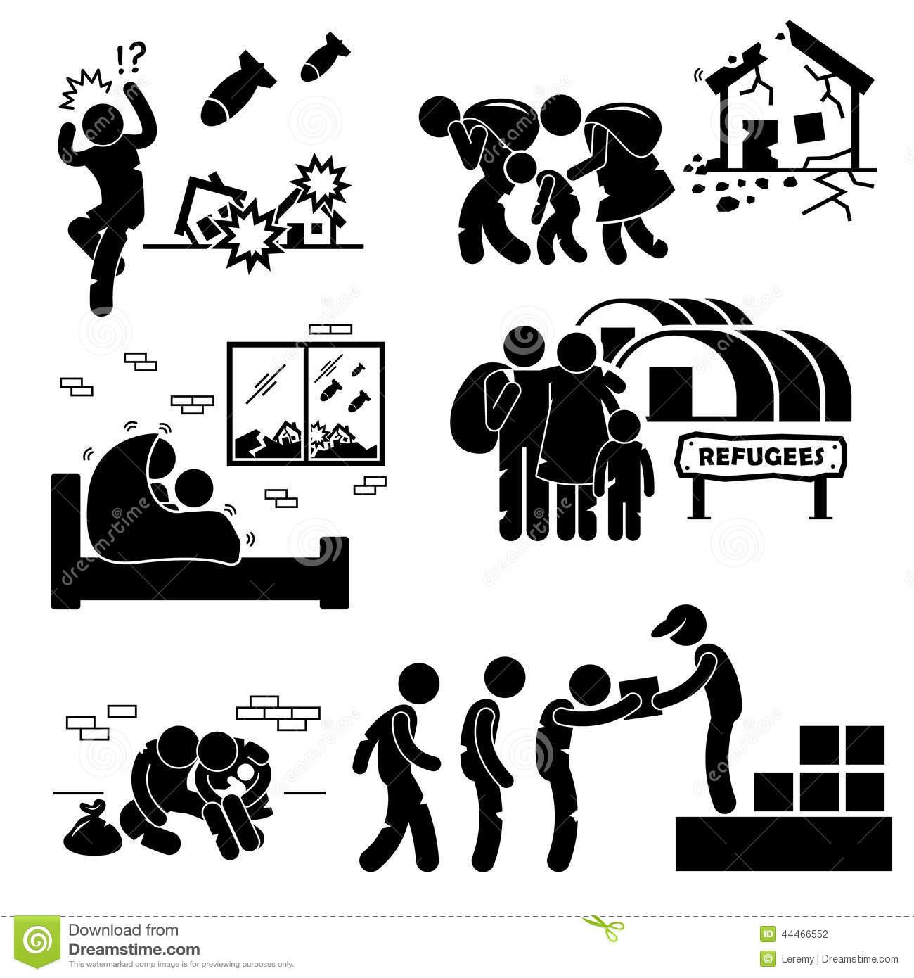 Refugee Clip Art Clipart Panda
