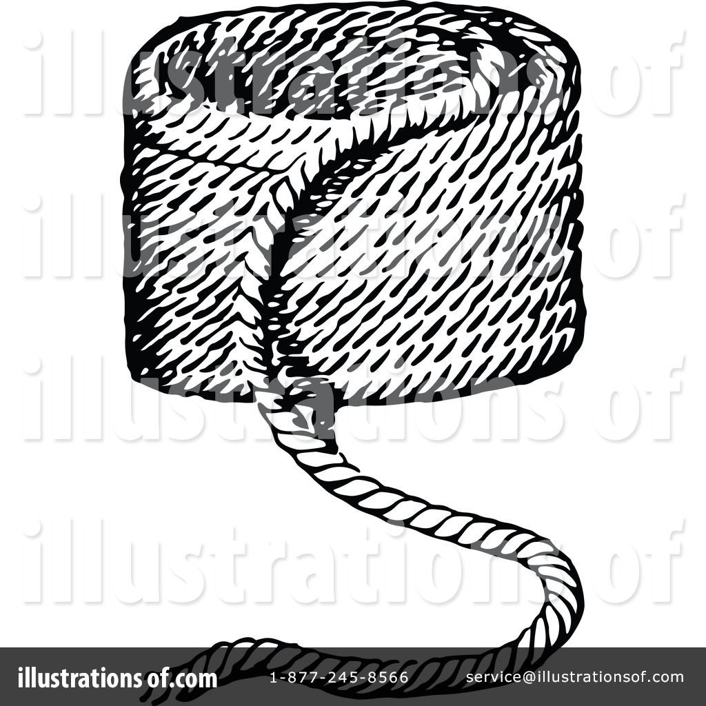 Rope Clipart Black And White Clipart Panda
