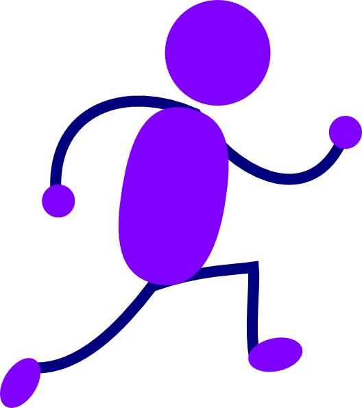 Image result for FREE animated clip art running animated