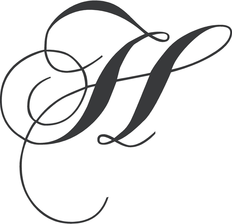 S Monogram Font Clipart Panda