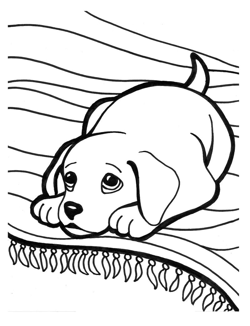 sad cartoon sad jpg dog coloring pages free wemakesense co