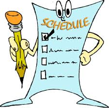 Image result for scheduling clipart