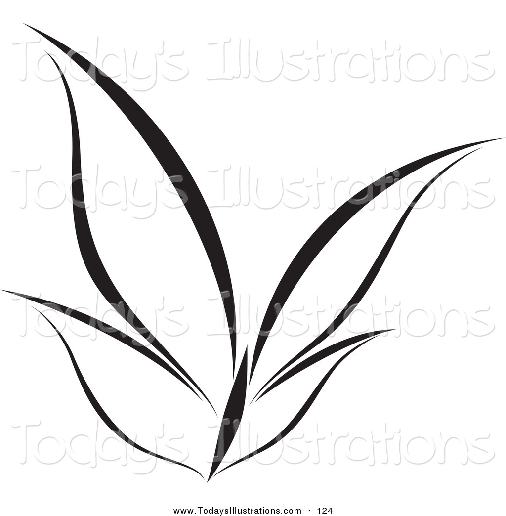 Seedling Clipart Black And White Clipart Panda