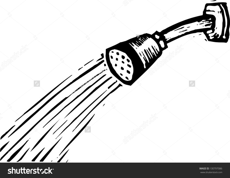 Shower Clip Art Free Clipart Panda
