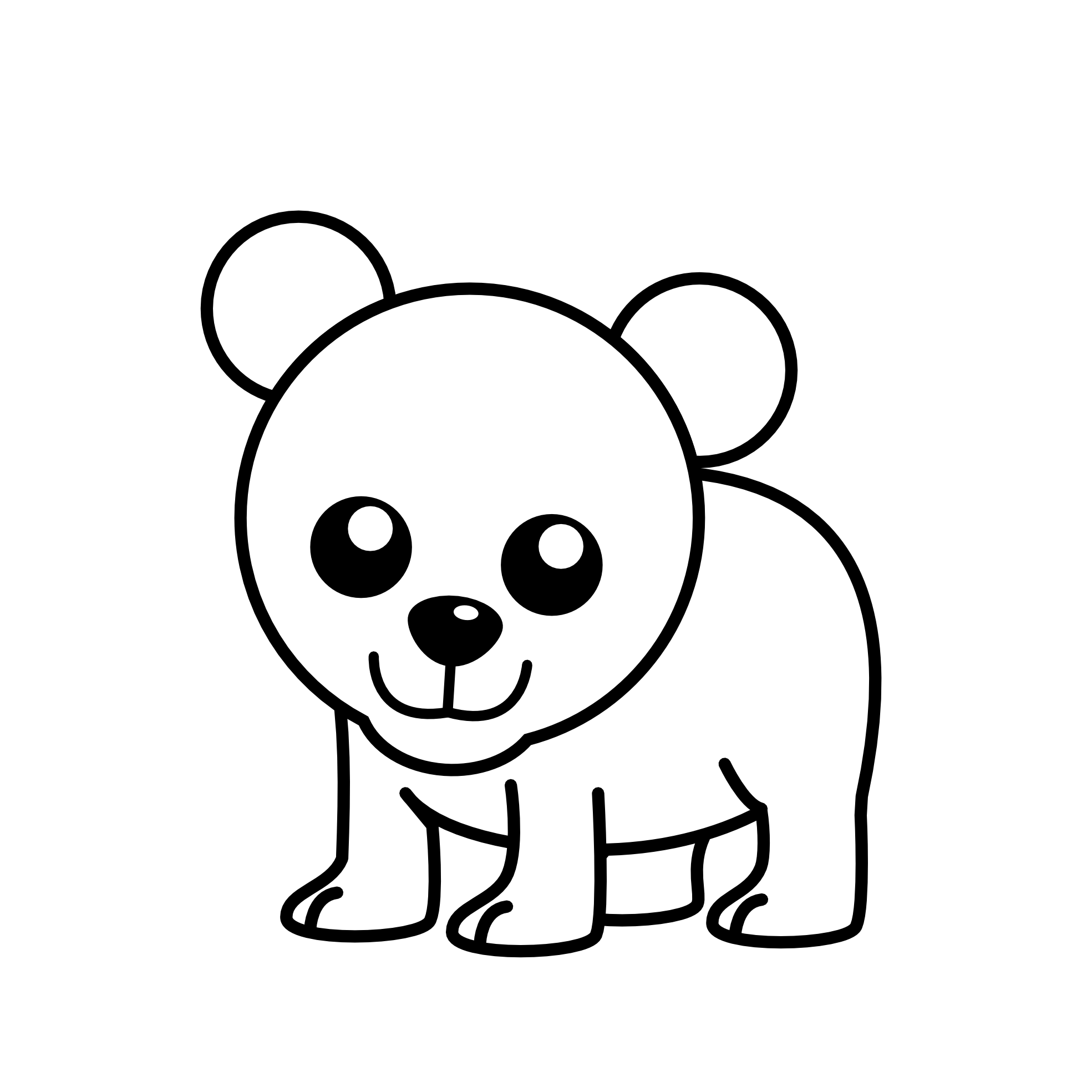 Open Book Clipart Black And White Clipart Panda