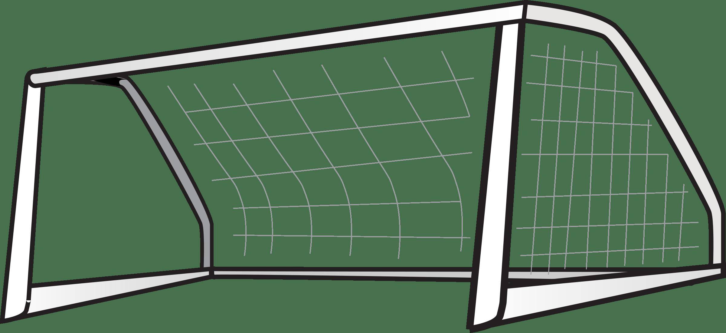 Soccer Goal Clip Art Clipart Panda