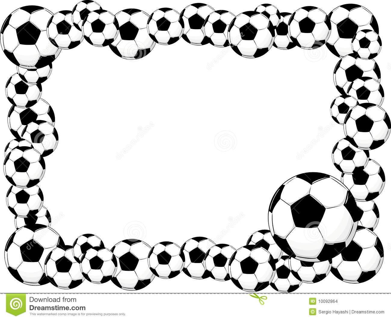 Sports Balls Clipart Borders Clipart Panda