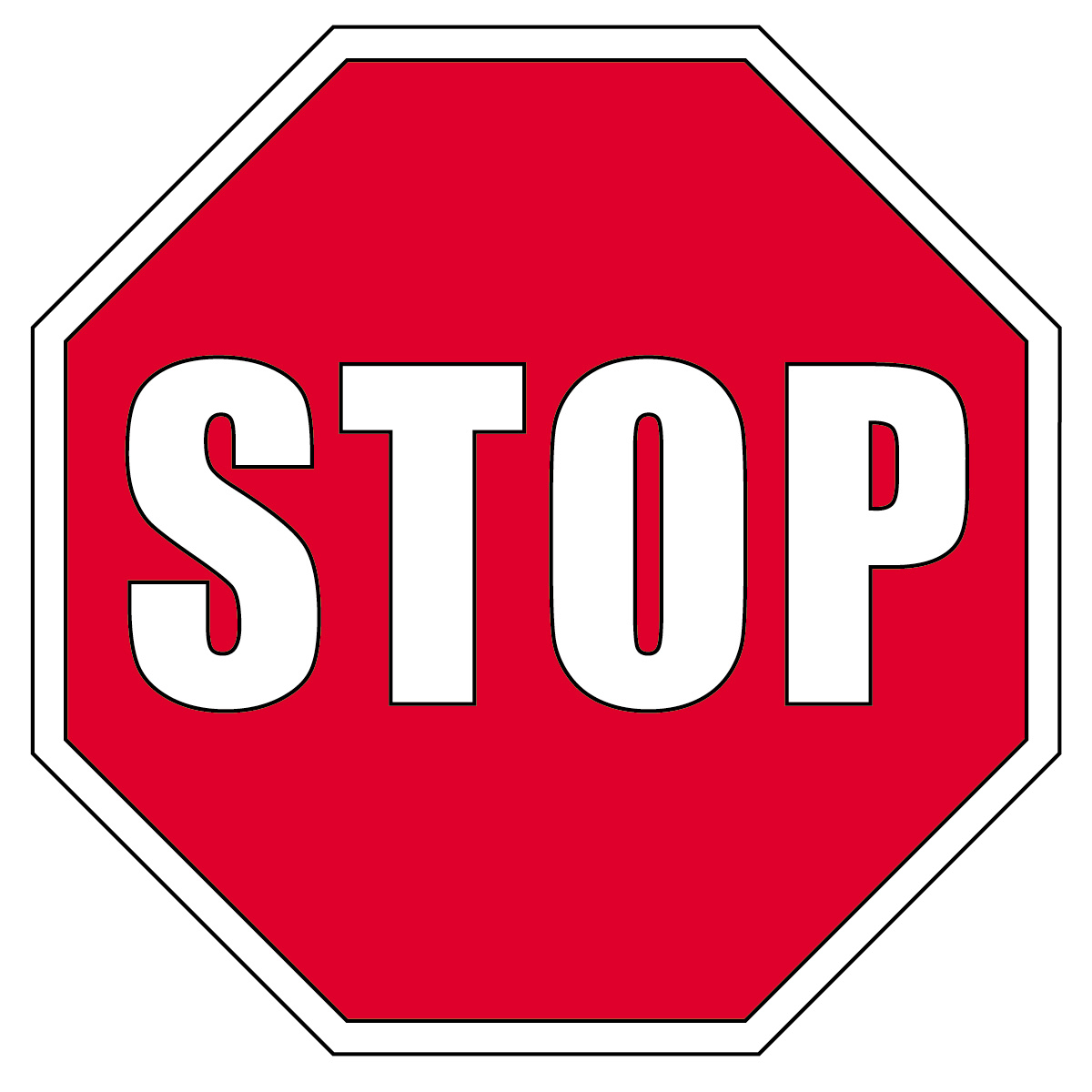 Image result for stop sign free image