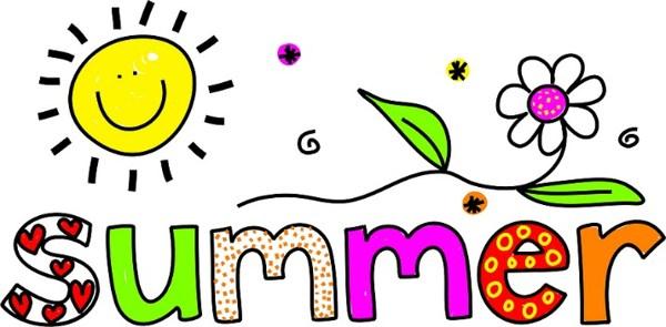 Summertime Clip Art Free