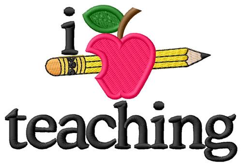 Teacher Love Clipart