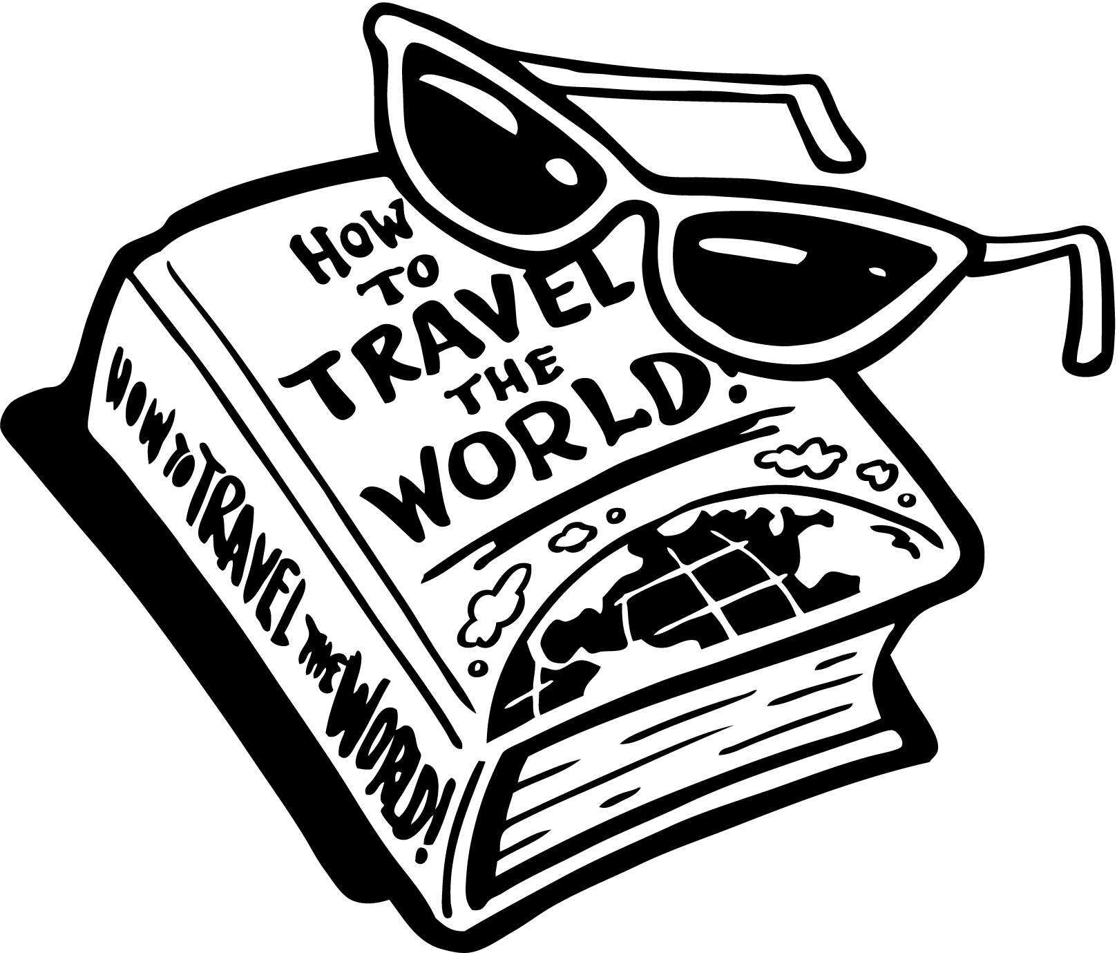 Travel Clip Art Illustrations Clipart Panda