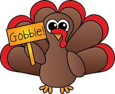 Image result for turkey clipart