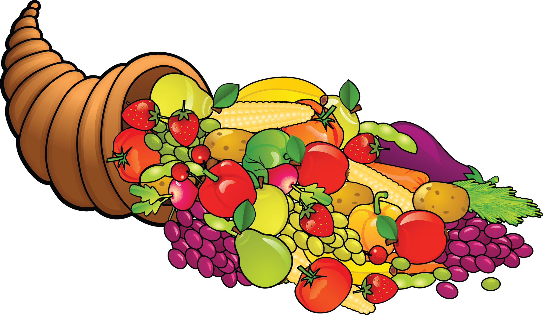 Fruit Vegetables Drive Art Clip Food And