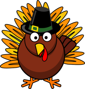 Happy Turkey Day Clipart | Clipart Panda - Free Clipart Images (282 x 297 Pixel)