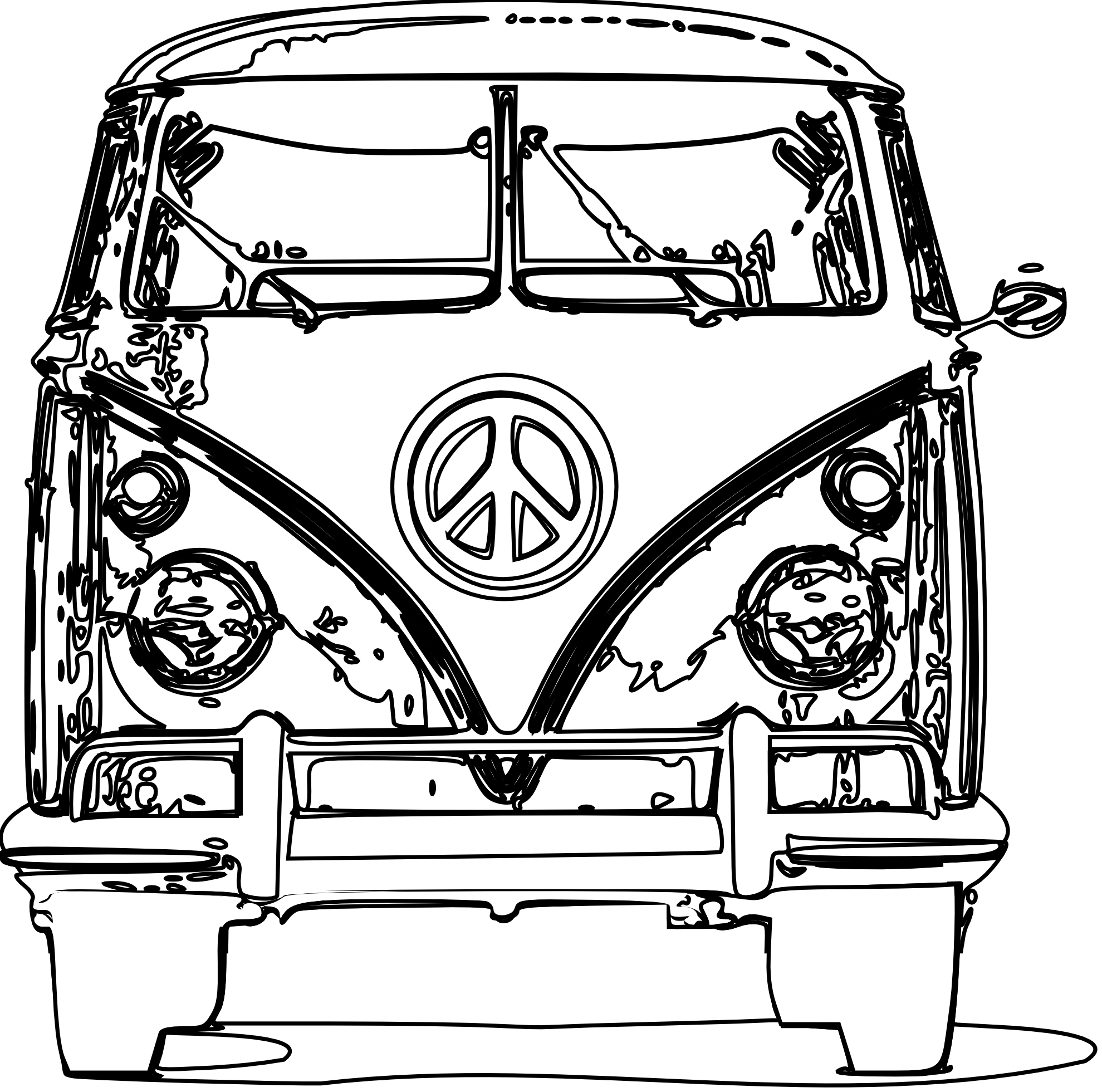71 Vw Bus Starter Location