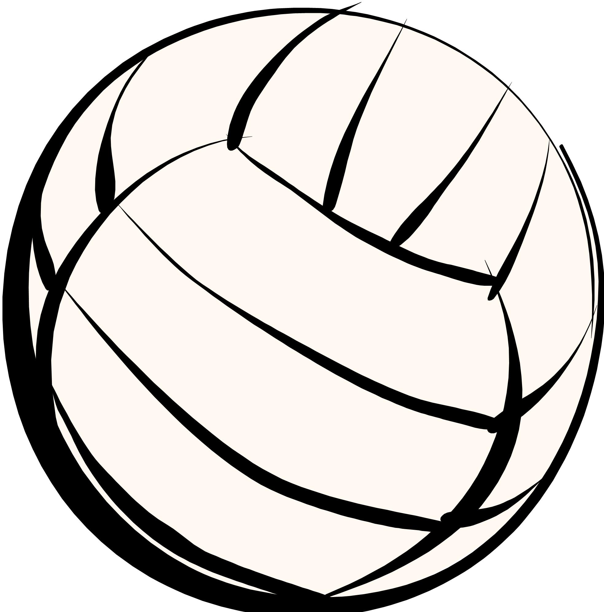 Volleyball Clipart For T Shirts Clipart Panda