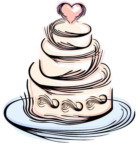 Cake Decorating Cartoon Slice