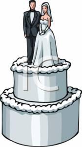 Cake Topper Clipart