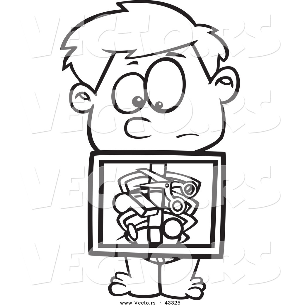Xray Coloring Pages Coloring Pages