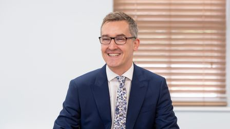 Matthew Hinchliffe,Independent Financial Adviser with Smith & Pinching