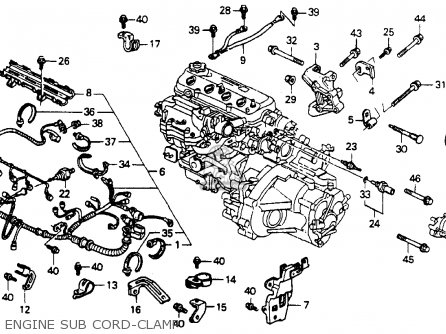 honda civic headlight wiring diagram  1998 honda civic headlight wiring diagram 1998 auto wiring on 1998 honda civic headlight wiring diagram