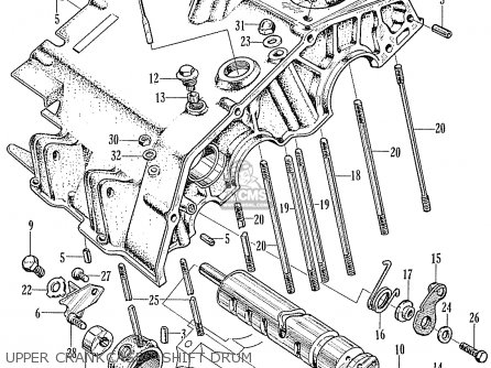 Honda Cb 125 Parts List Pdf