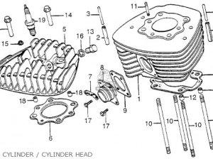 Honda Fl250 Odyssey 1979 (z) Usa parts list partsmanual partsfiche